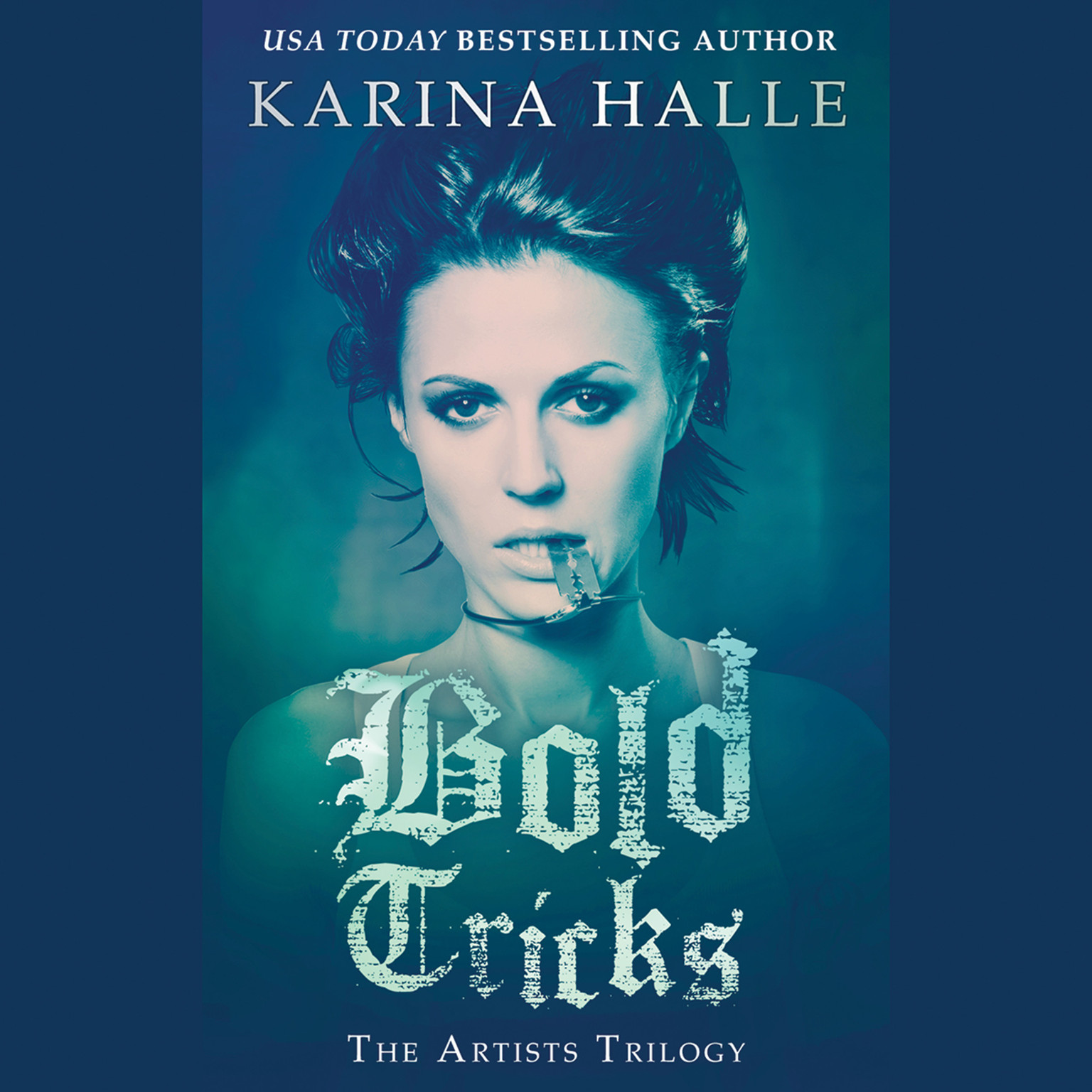 Printable Bold Tricks Audiobook Cover Art