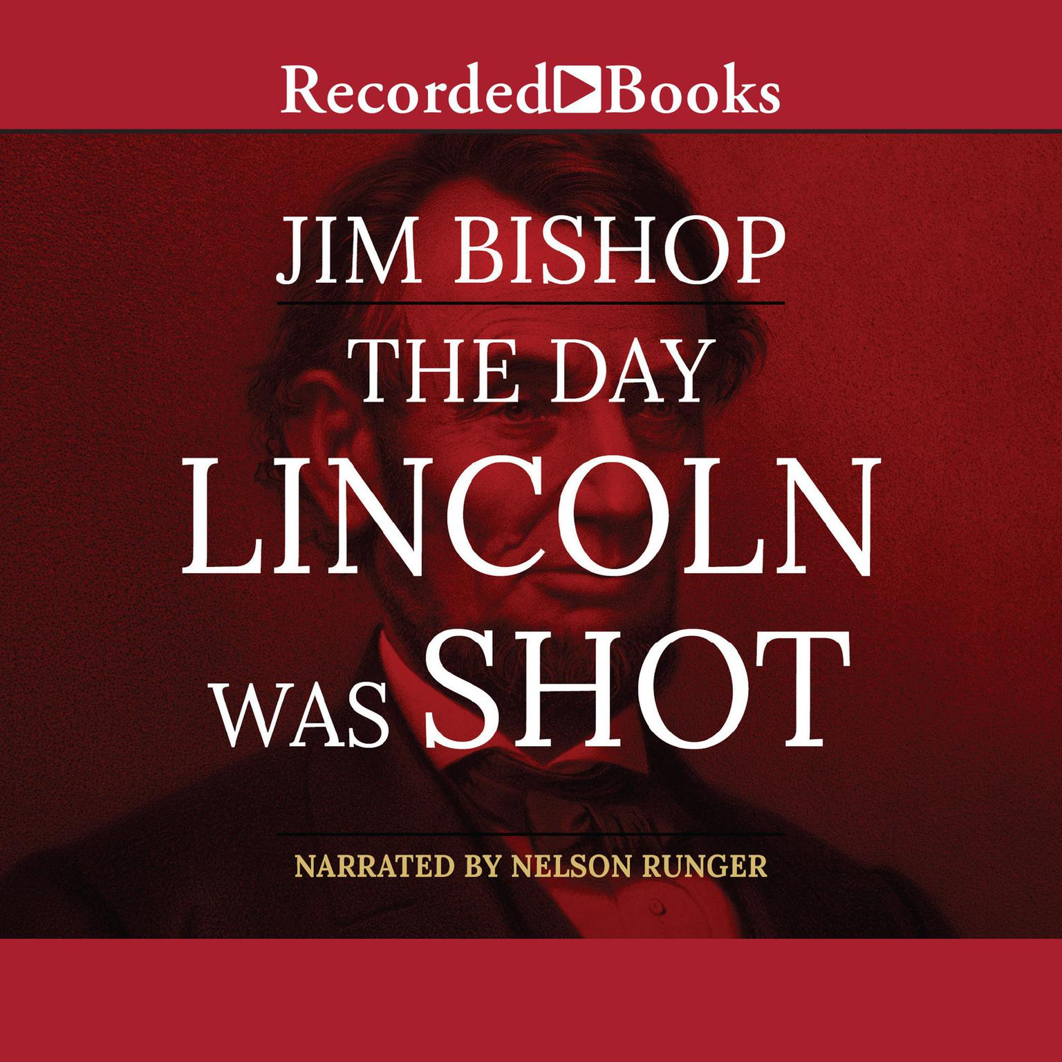 Printable The Day Lincoln Was Shot Audiobook Cover Art