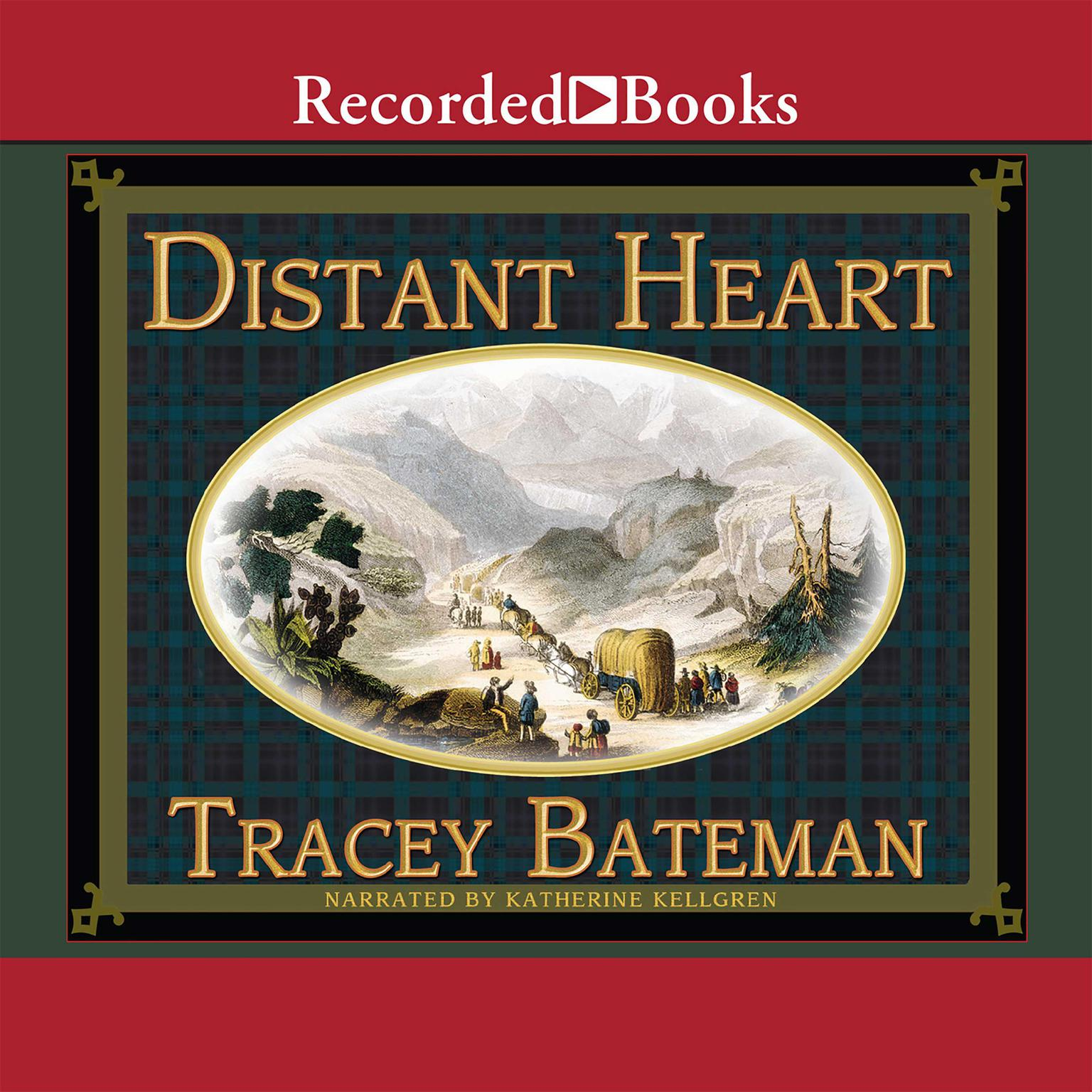 Printable Distant Heart Audiobook Cover Art
