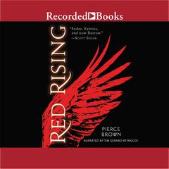 Red Rising Audiobook, by