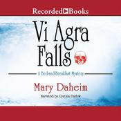 Vi Agra Falls: A Bed and Breakfast Mystery Audiobook, by Mary Daheim