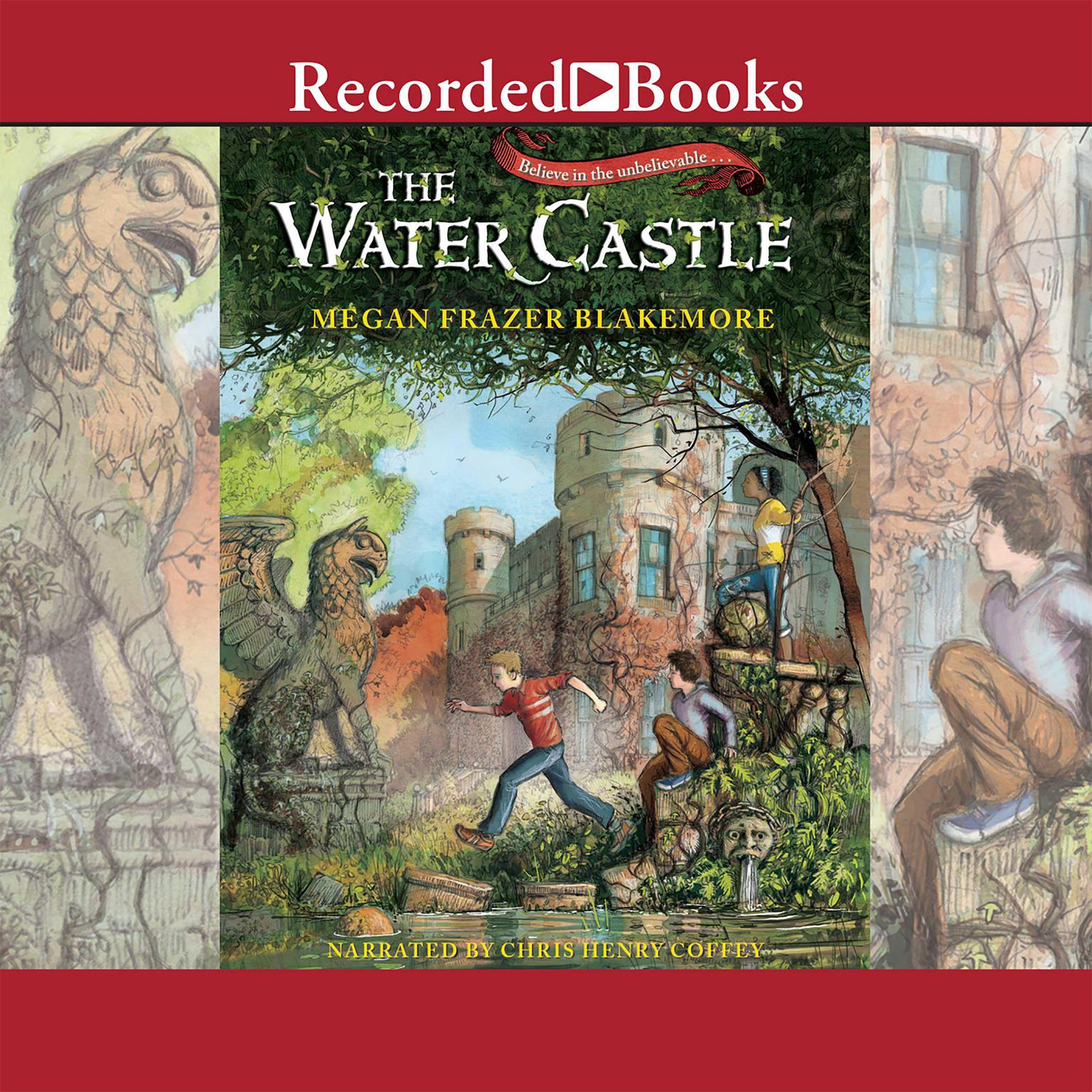 Printable The Water Castle Audiobook Cover Art
