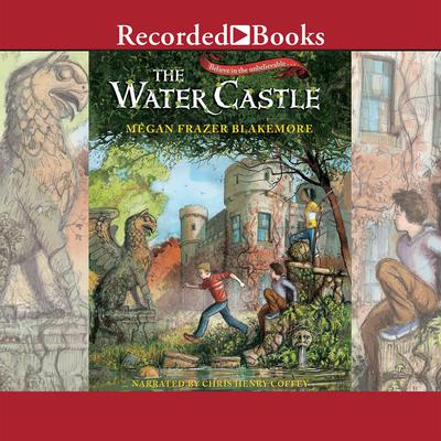 The Water Castle Audiobook, by Megan Frazer Blakemore