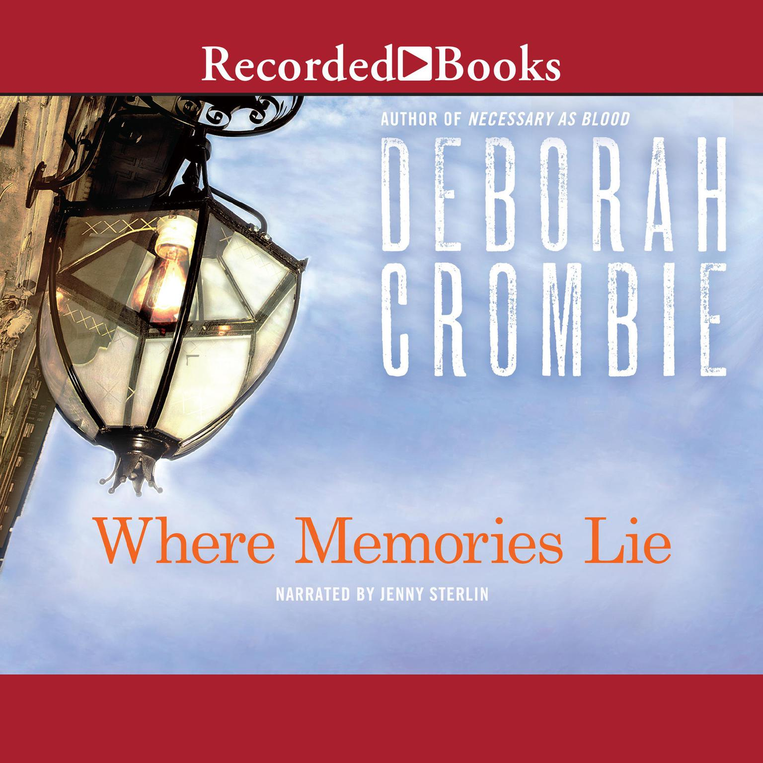 Printable Where Memories Lie Audiobook Cover Art