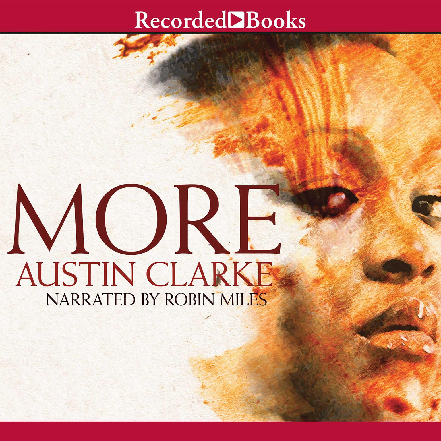 Printable More: A Novel Audiobook Cover Art