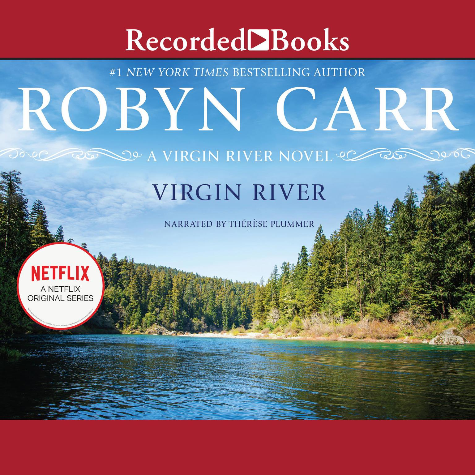 Printable Virgin River Audiobook Cover Art