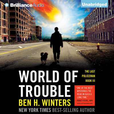 World of Trouble Audiobook, by Ben H. Winters