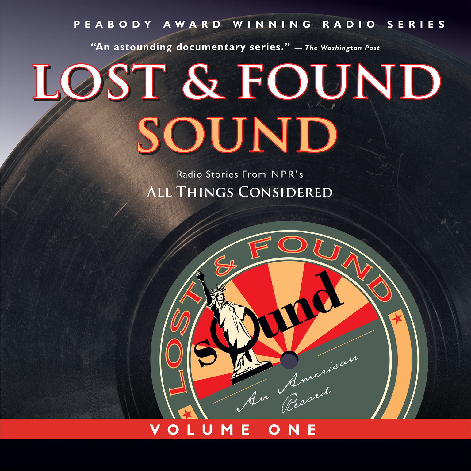 Printable Lost and Found Sound, Vol I Audiobook Cover Art