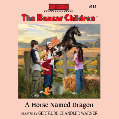 A Horse Named Dragon Audiobook, by