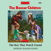 The Box That Watch Found, by Gertrude Chandler Warner