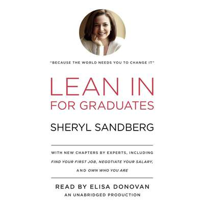 Lean In for Graduates Audiobook, by Sheryl Sandberg