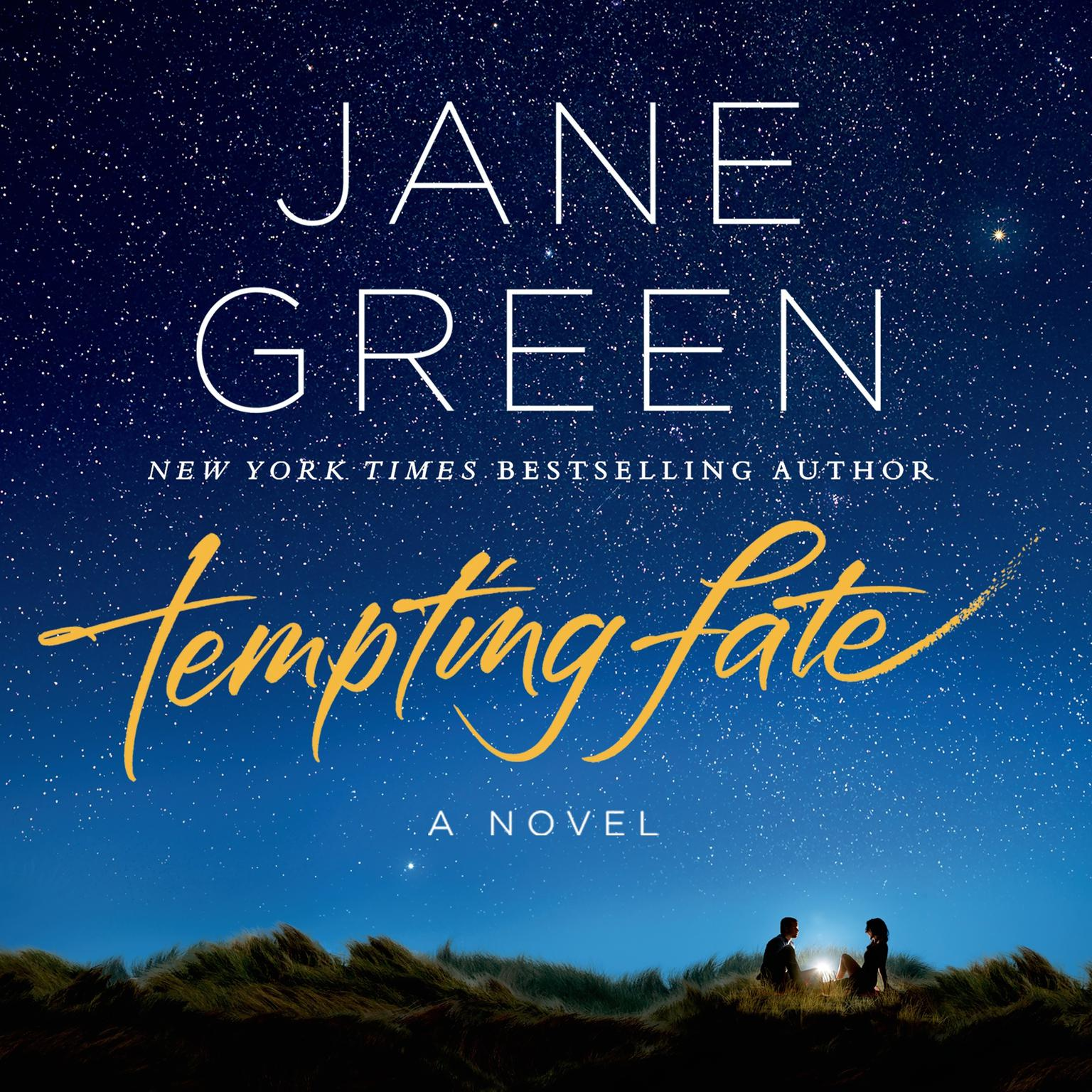 Printable Tempting Fate: A Novel Audiobook Cover Art