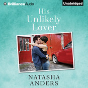 His Unlikely Lover Audiobook, by Natasha Anders