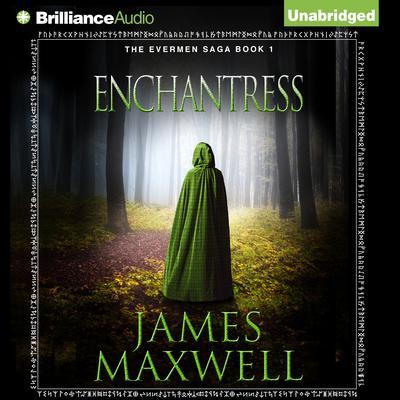 Enchantress Audiobook, by James Maxwell