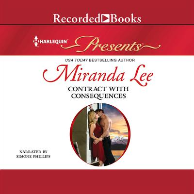 Contract with Consequences Audiobook, by Miranda Lee