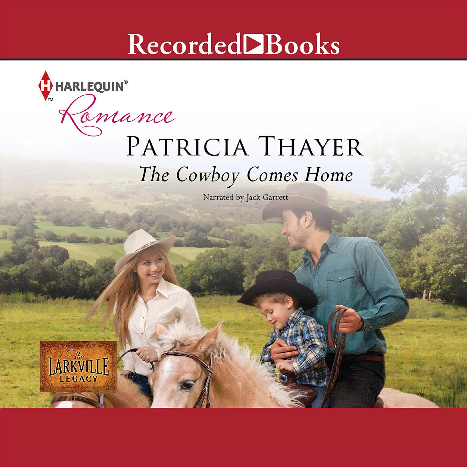 Printable The Cowboy Comes Home Audiobook Cover Art