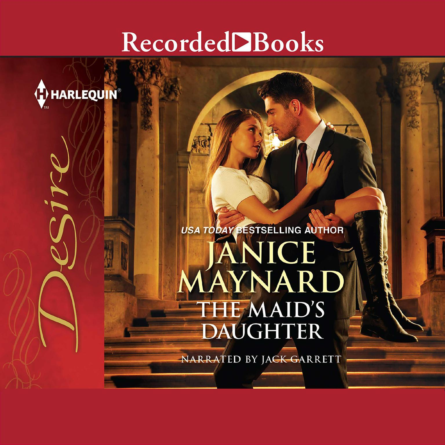 Printable The Maid's Daughter Audiobook Cover Art