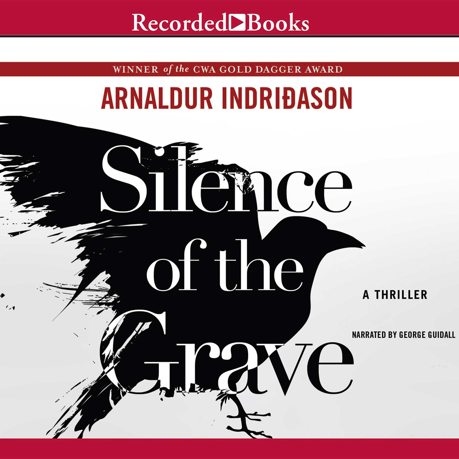 Printable Silence of the Grave Audiobook Cover Art