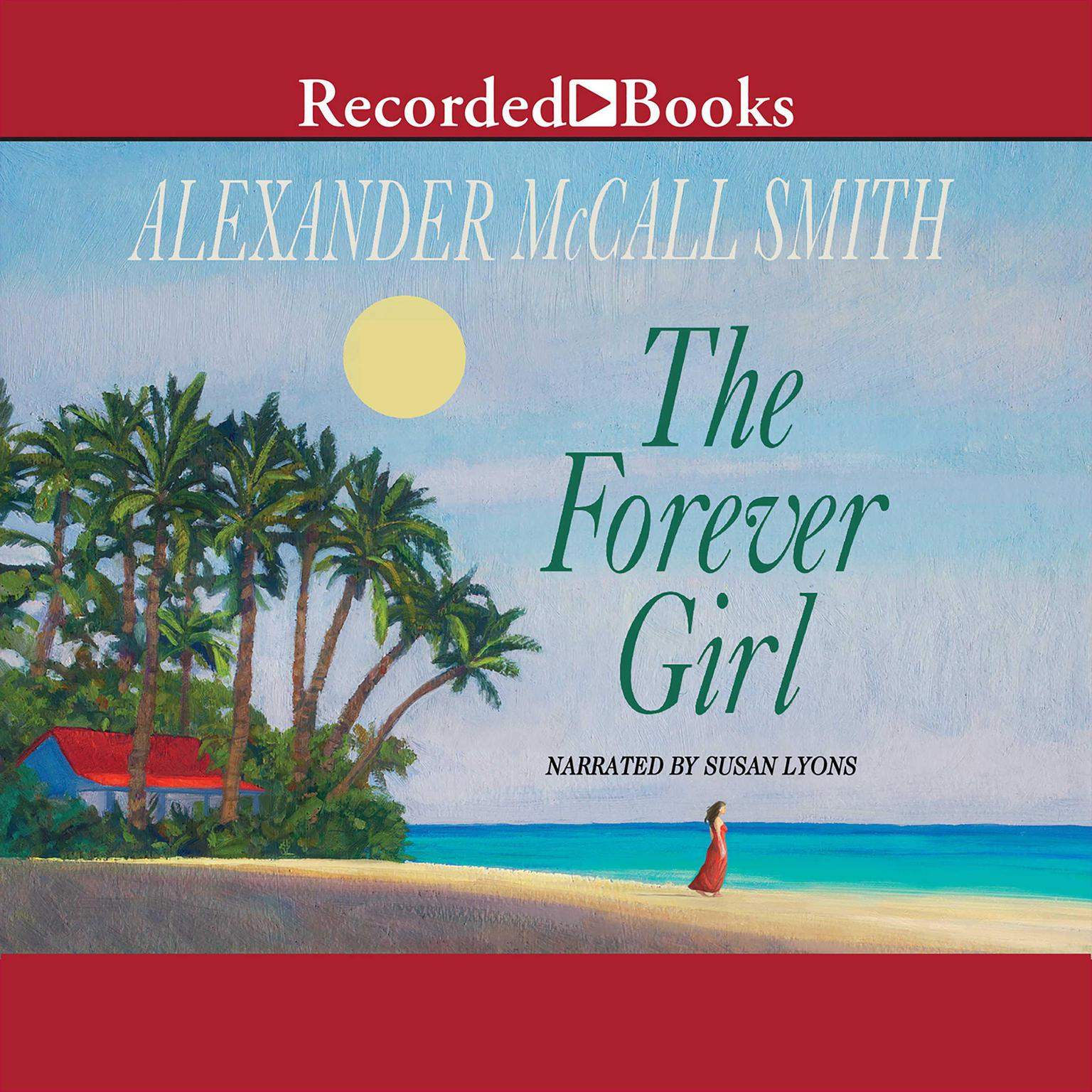 Printable The Forever Girl Audiobook Cover Art