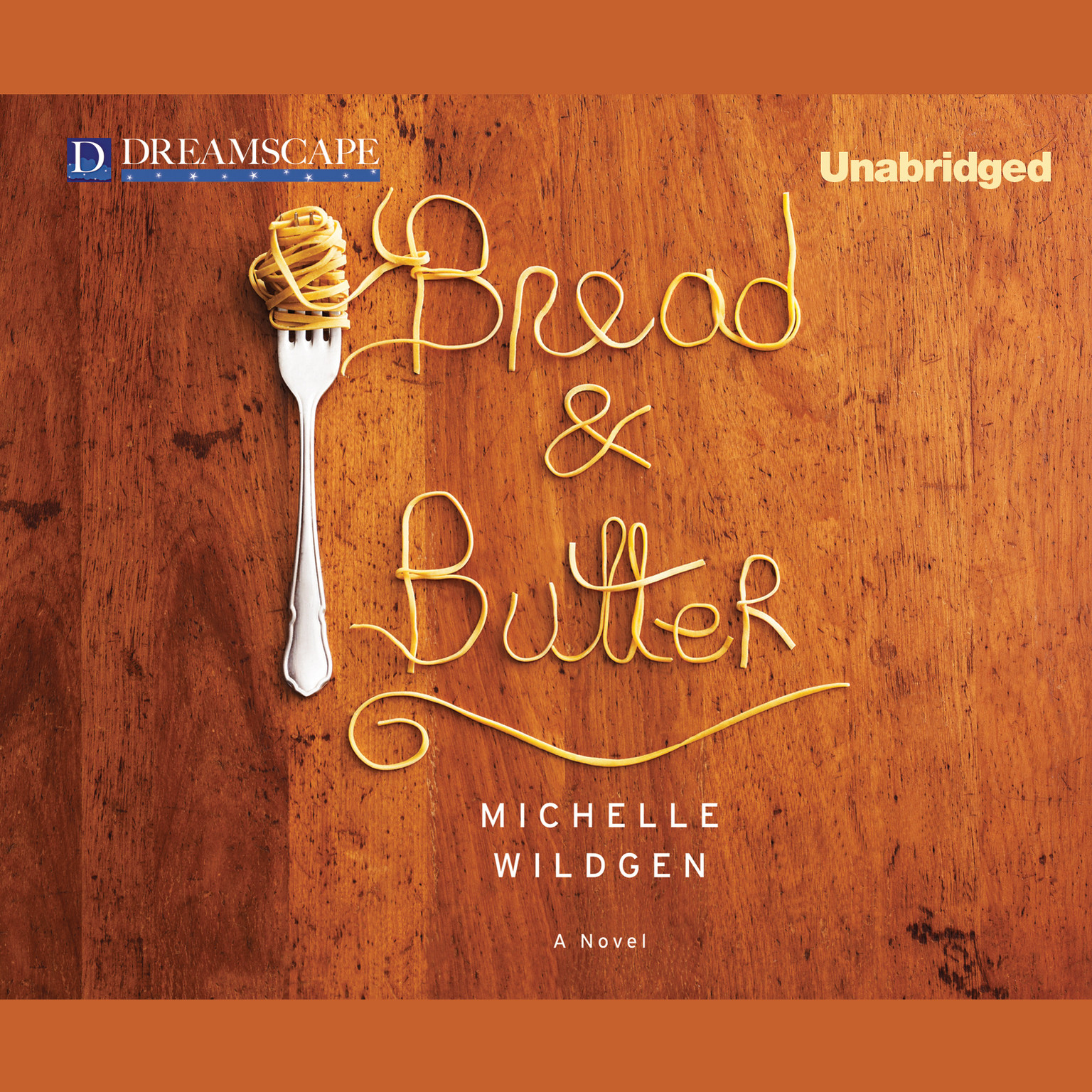 Printable Bread and Butter Audiobook Cover Art