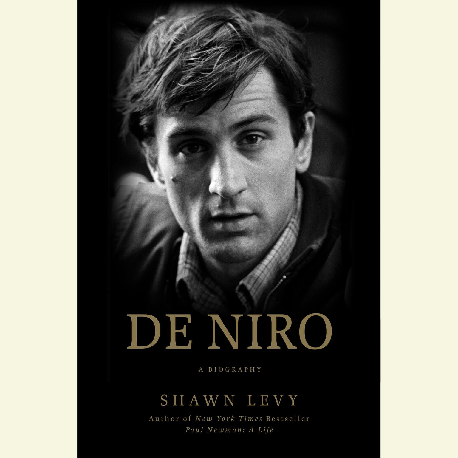 Printable De Niro: A Life Audiobook Cover Art