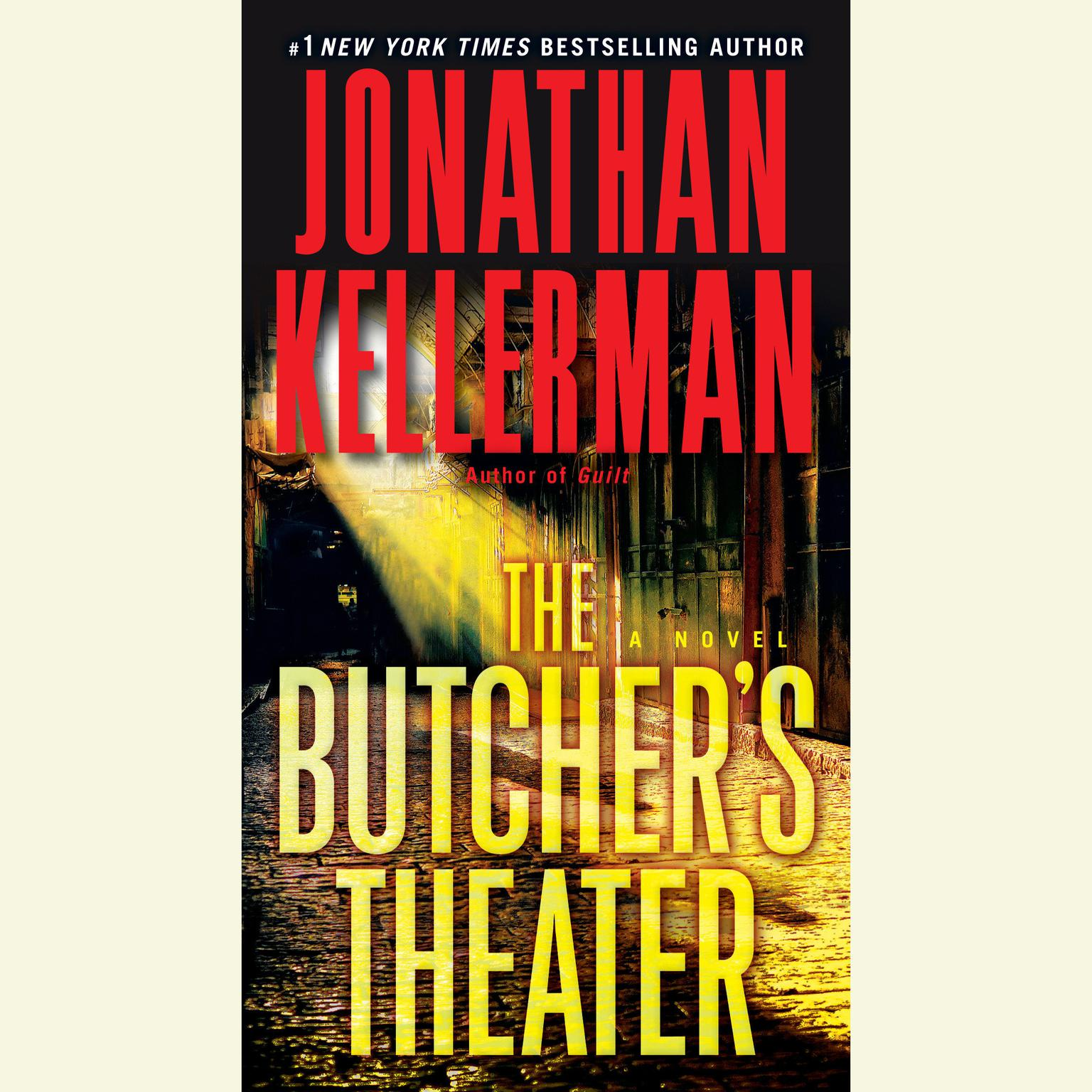 Printable The Butcher's Theater Audiobook Cover Art