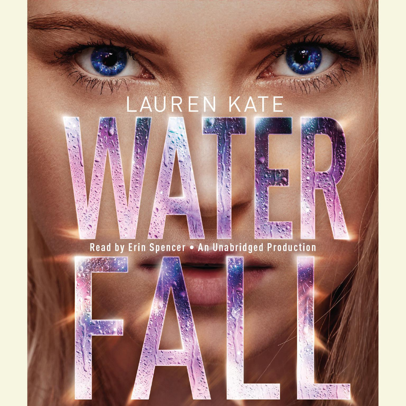 Printable Waterfall Audiobook Cover Art