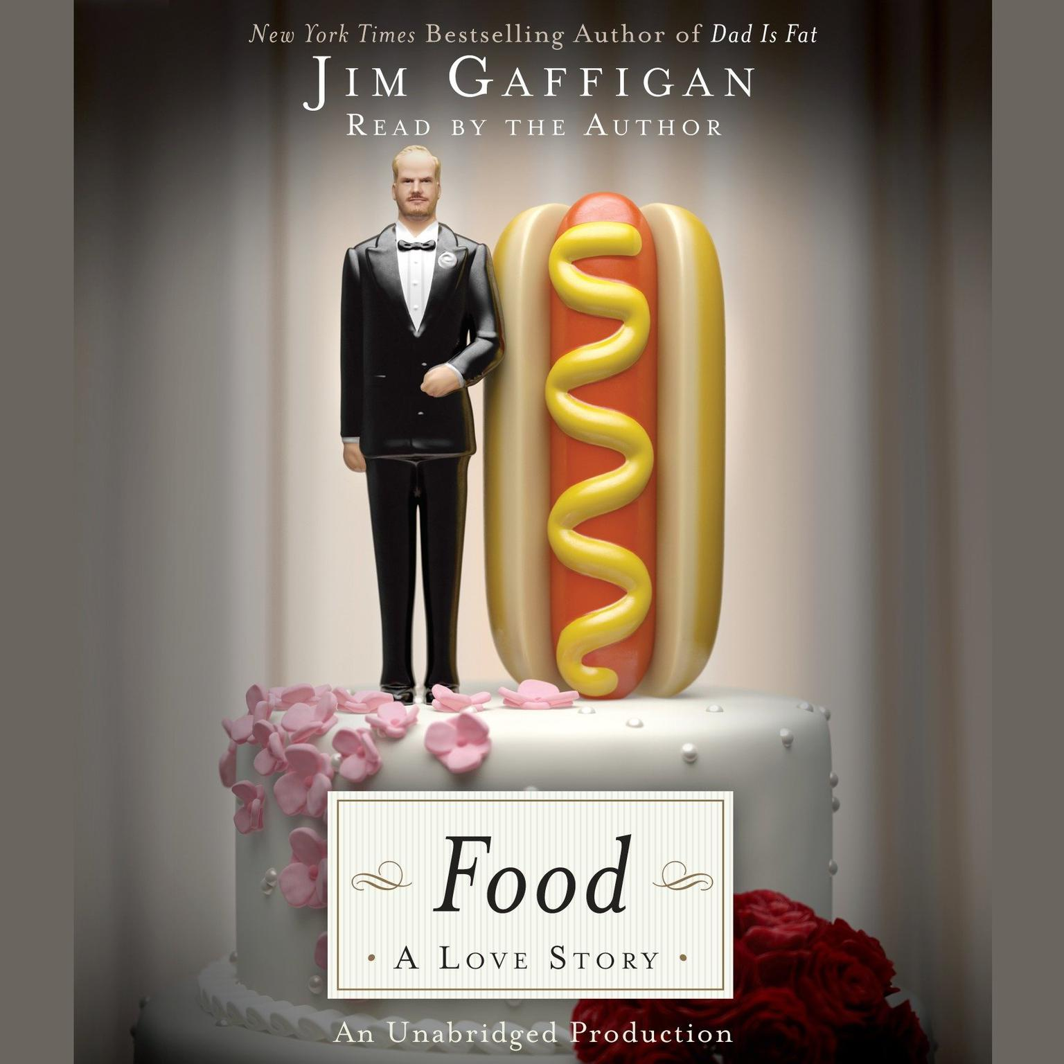 Printable Food: A Love Story Audiobook Cover Art