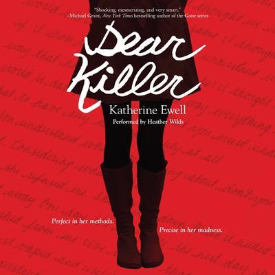 Dear Killer Audiobook, by Katherine Ewell