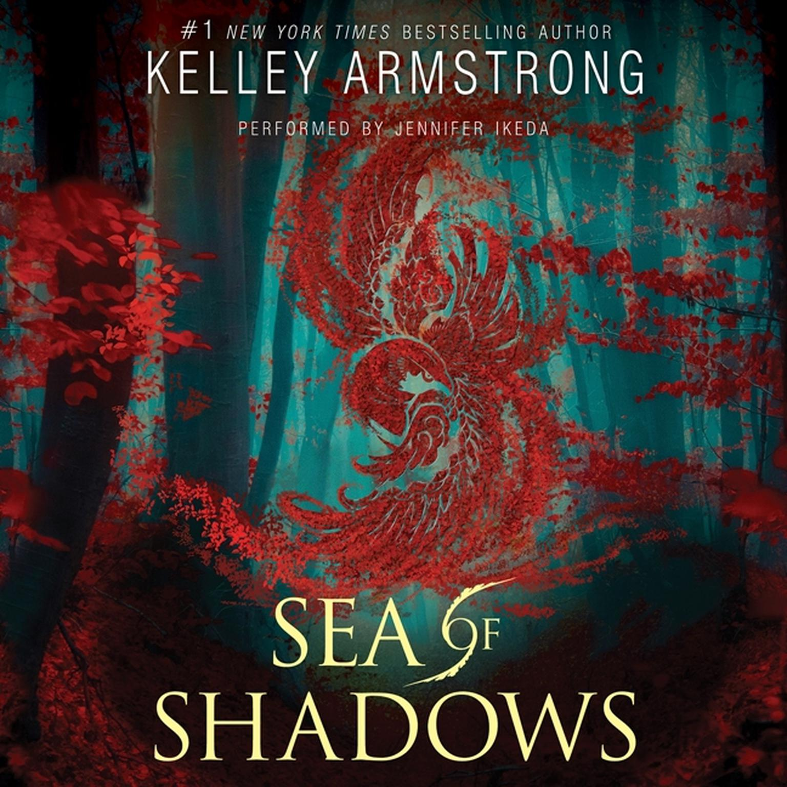 Printable Sea of Shadows Audiobook Cover Art