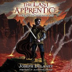 The Last Apprentice: Fury of the Seventh Son (Book 13) Audiobook, by Joseph Delaney
