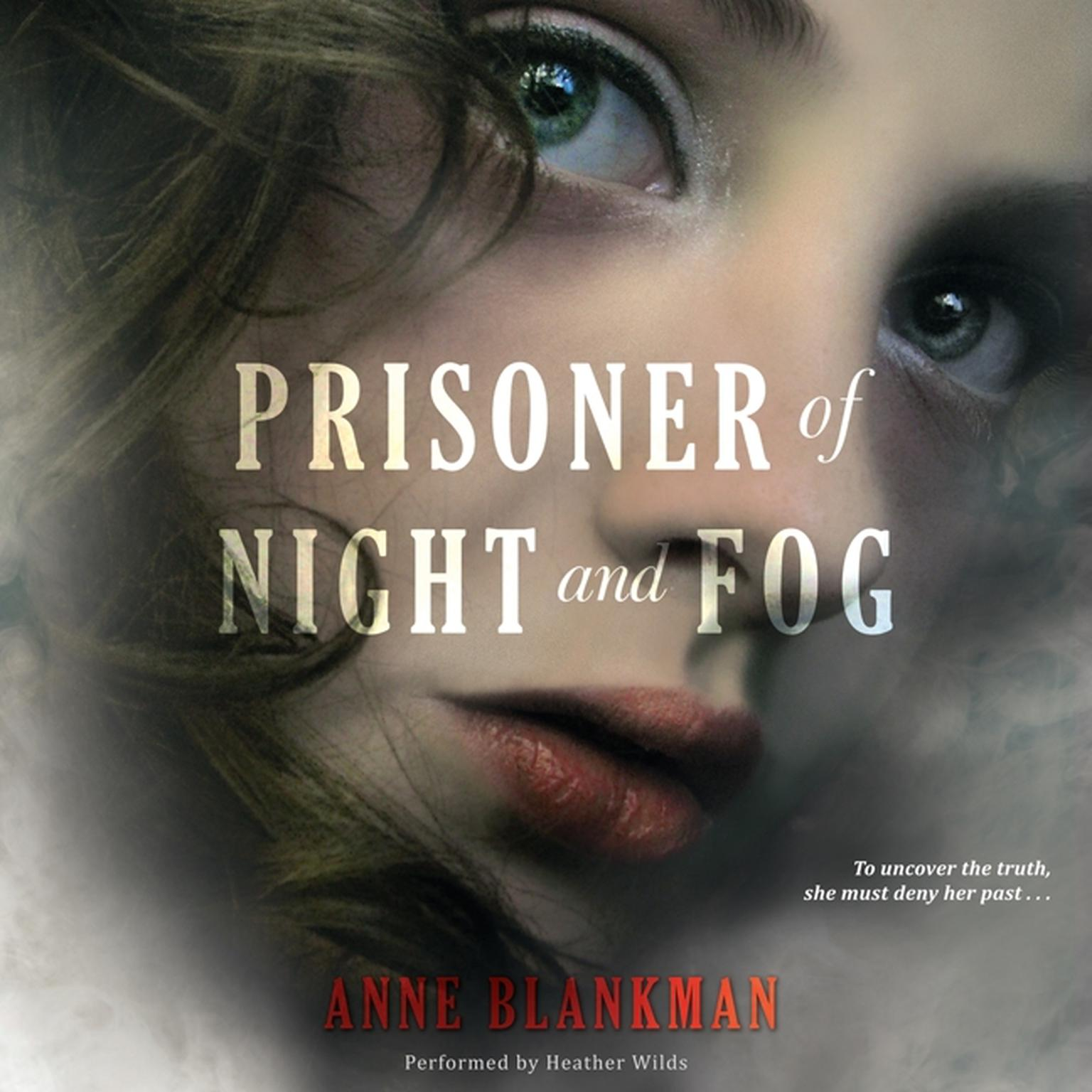 Printable Prisoner of Night and Fog Audiobook Cover Art