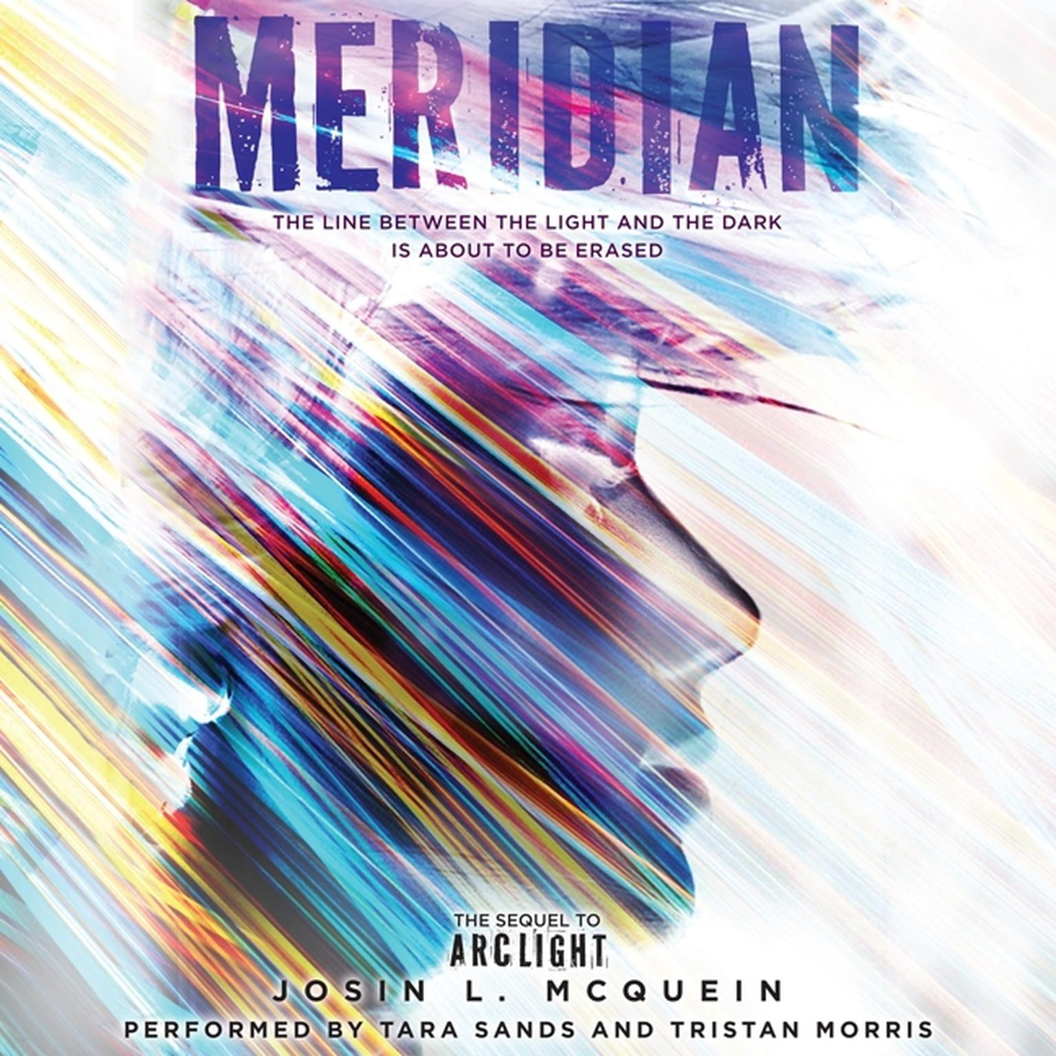 Printable Meridian Audiobook Cover Art