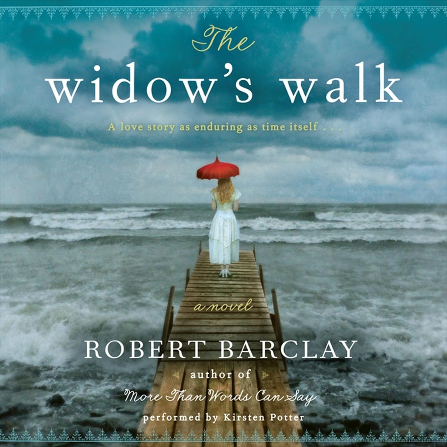 Printable The Widow's Walk: A Novel Audiobook Cover Art