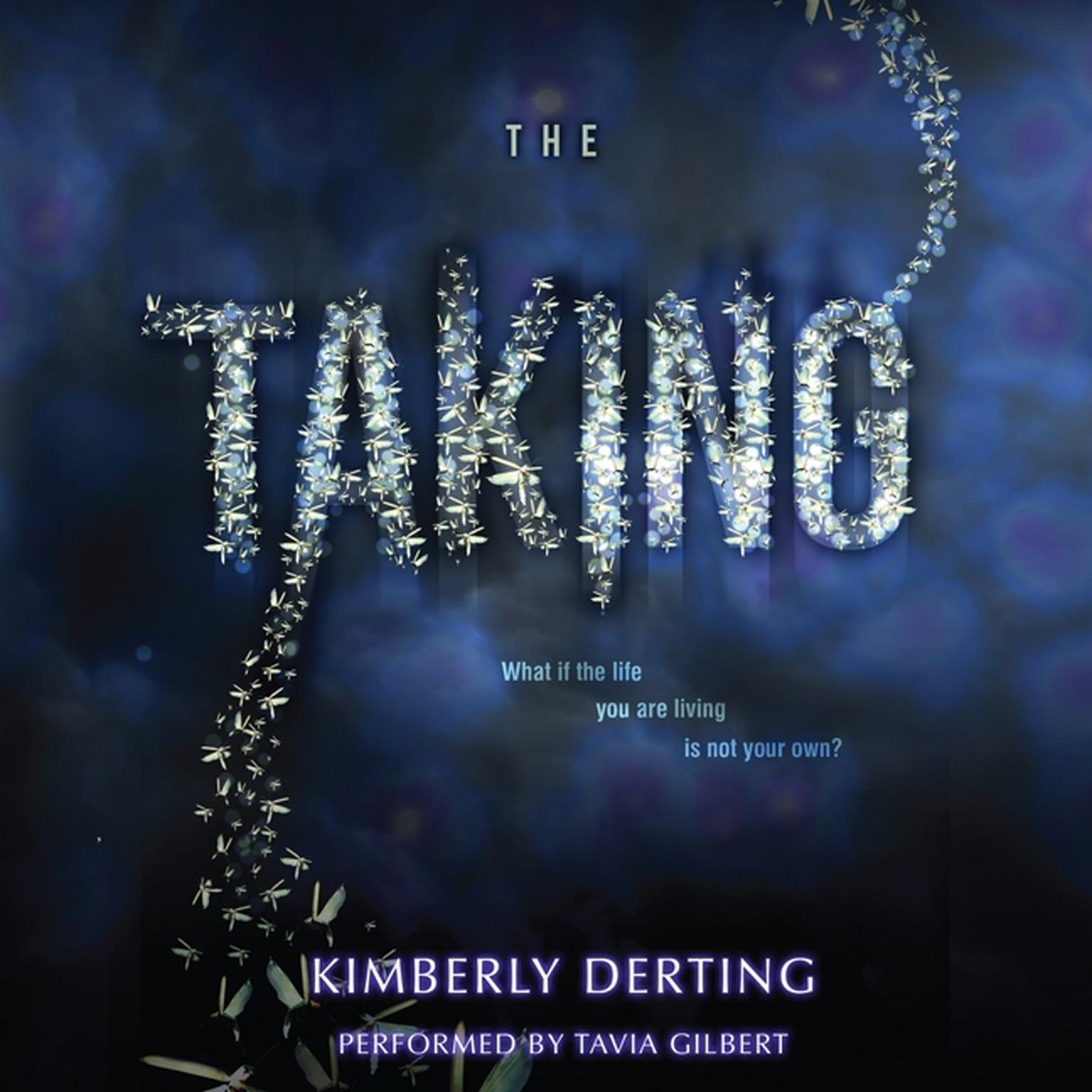 Printable The Taking Audiobook Cover Art