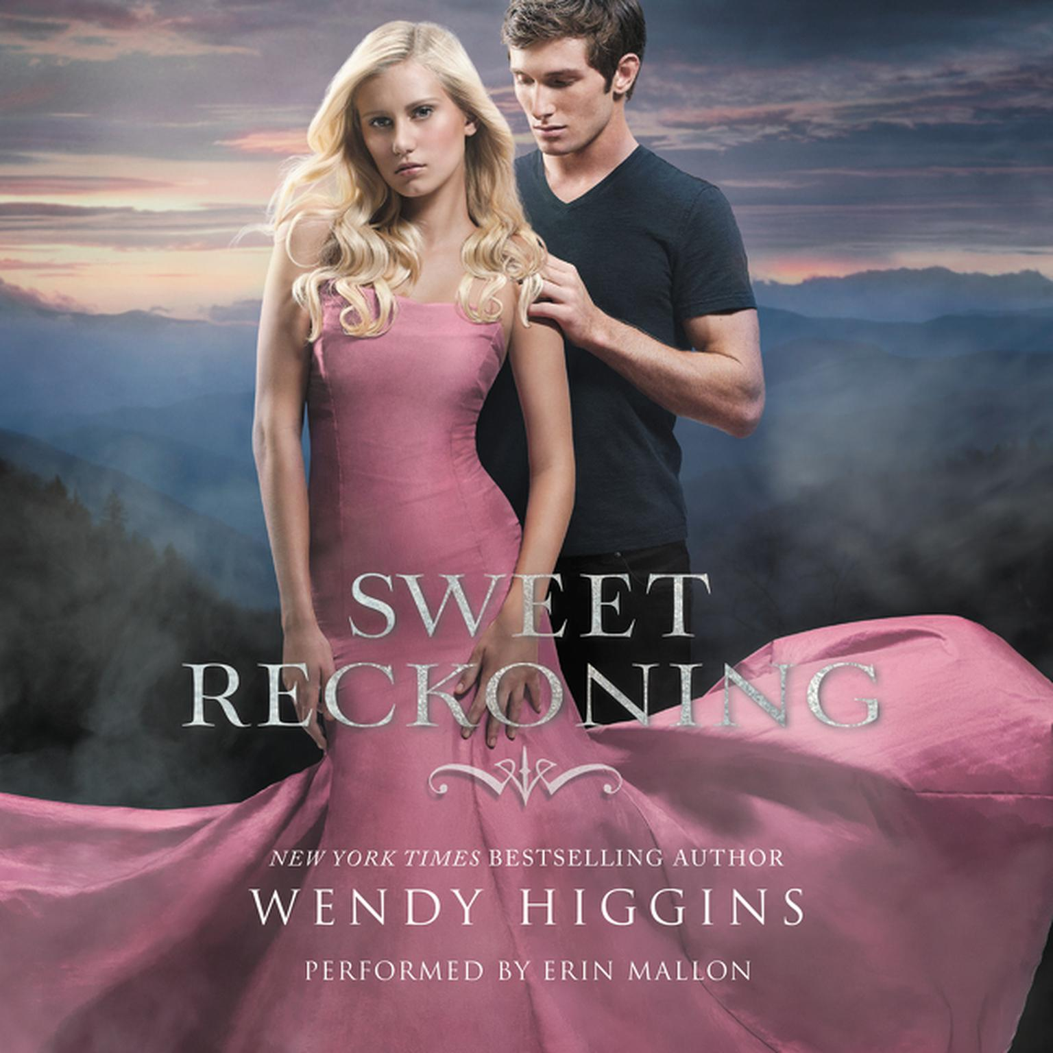 Printable Sweet Reckoning Audiobook Cover Art