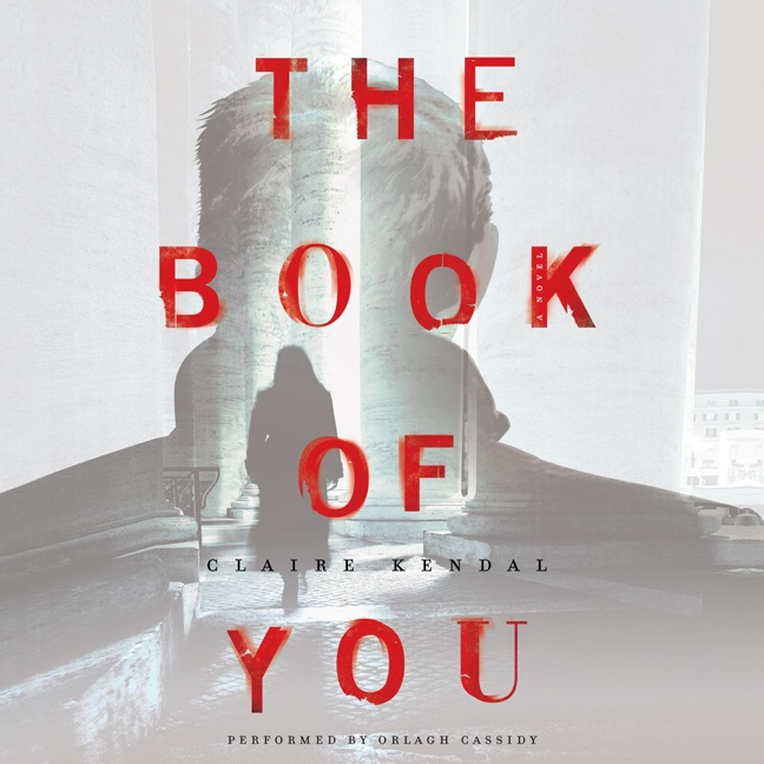 Printable The Book of You: A Novel Audiobook Cover Art