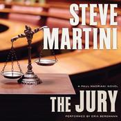 The Jury Audiobook, by Steve Martini