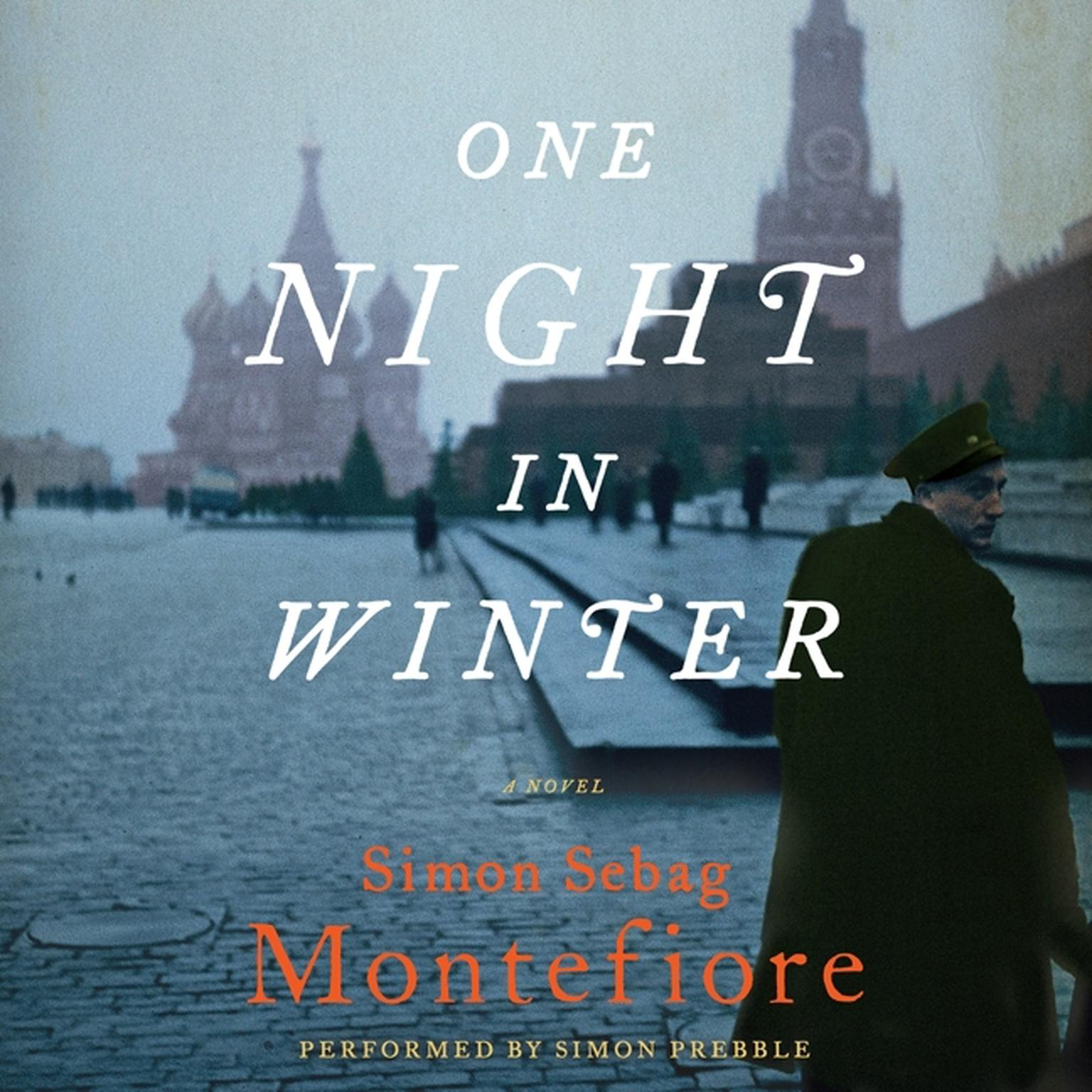 Printable One Night in Winter: A Novel Audiobook Cover Art