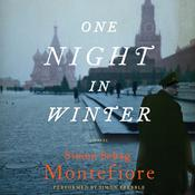 One Night in Winter: A Novel Audiobook, by Simon Sebag Montefiore