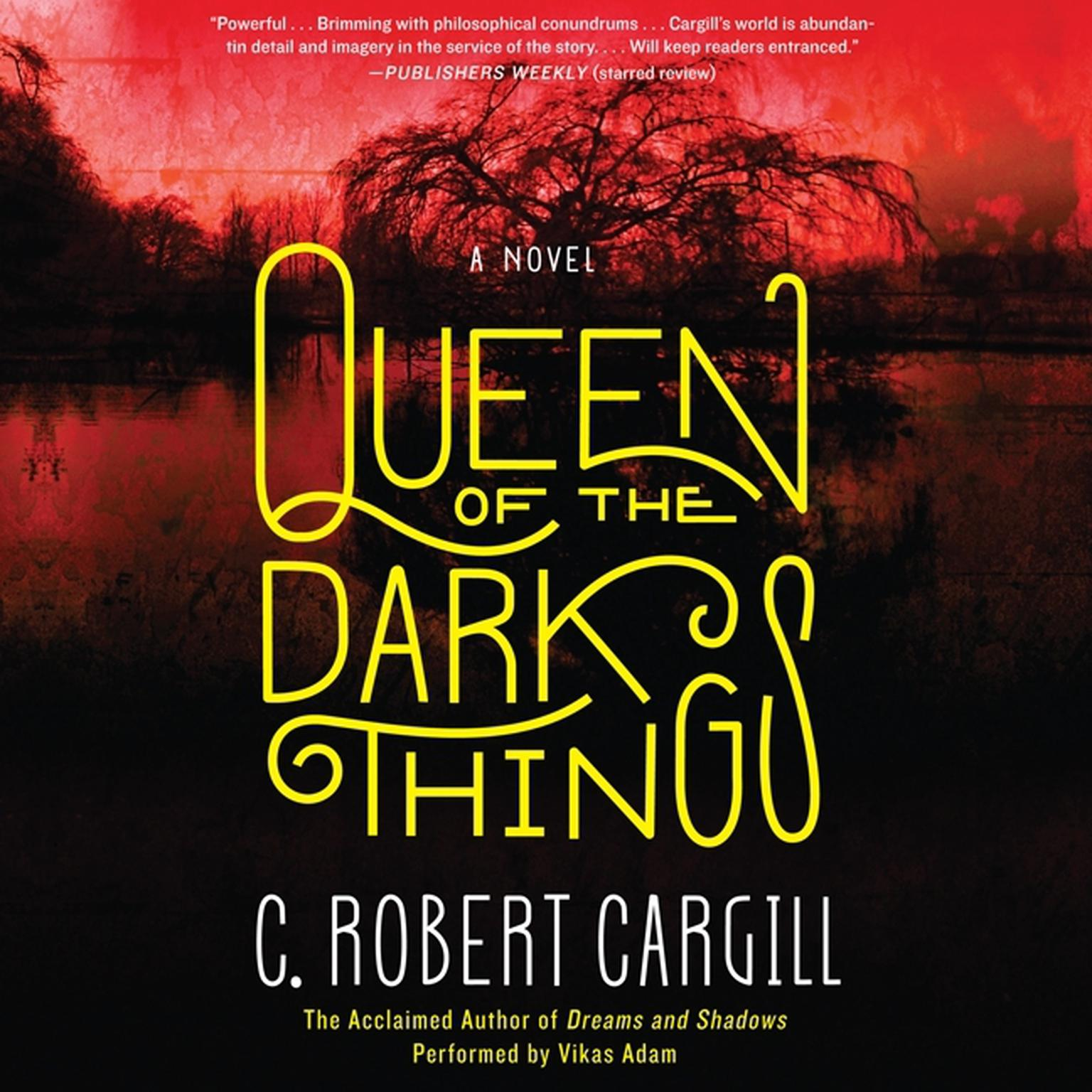 Printable Queen of the Dark Things: A Novel Audiobook Cover Art