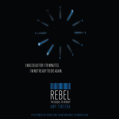 Rebel Audiobook, by Amy Tintera
