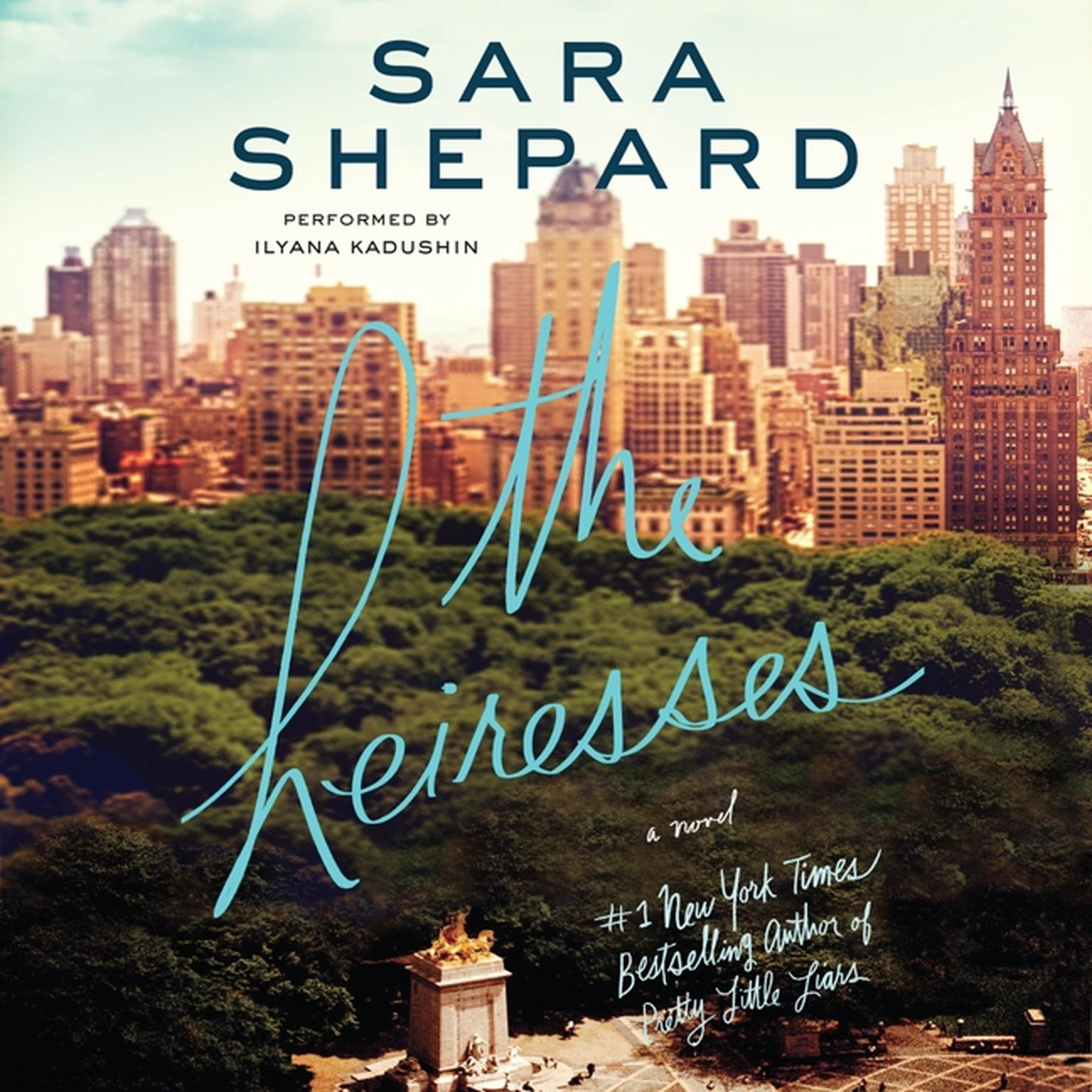 Printable The Heiresses: A Novel Audiobook Cover Art