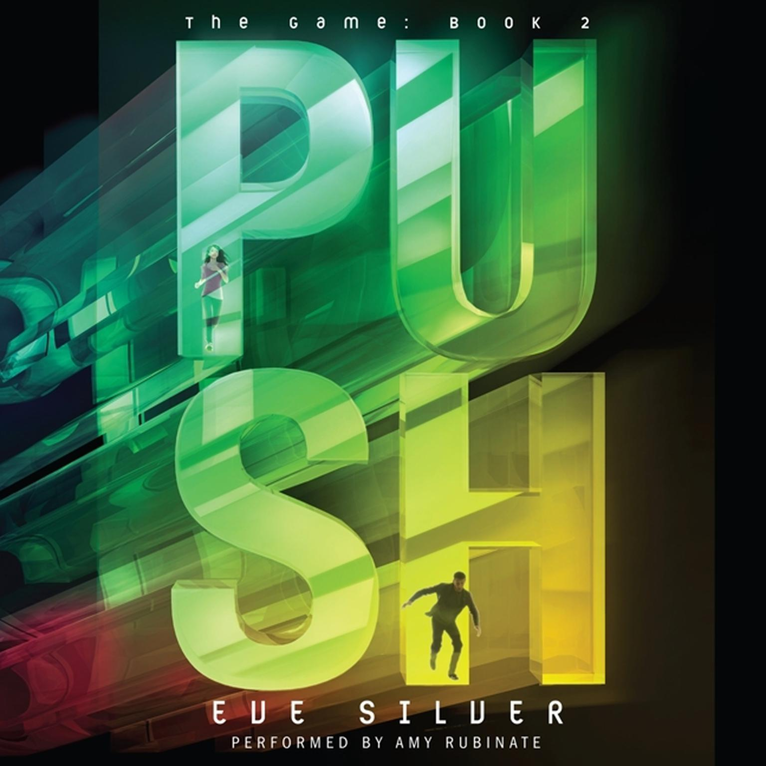 Printable Push Audiobook Cover Art