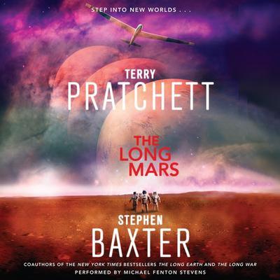 The Long Mars: A Novel Audiobook, by Terry Pratchett