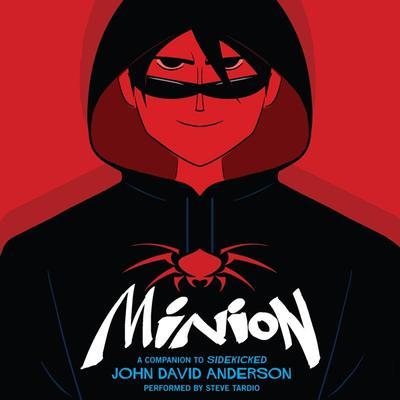 Minion Audiobook, by John David Anderson