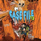 Case File 13 #3: Evil Twins Audiobook, by J. Scott Savage