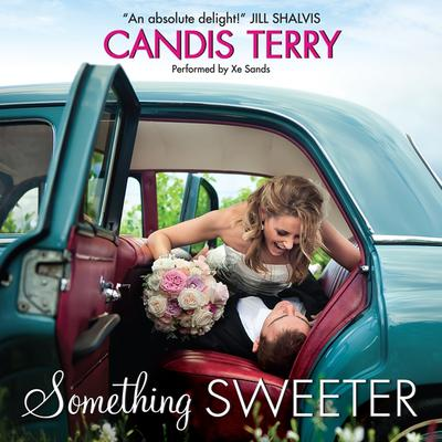 Something Sweeter Audiobook, by Candis Terry