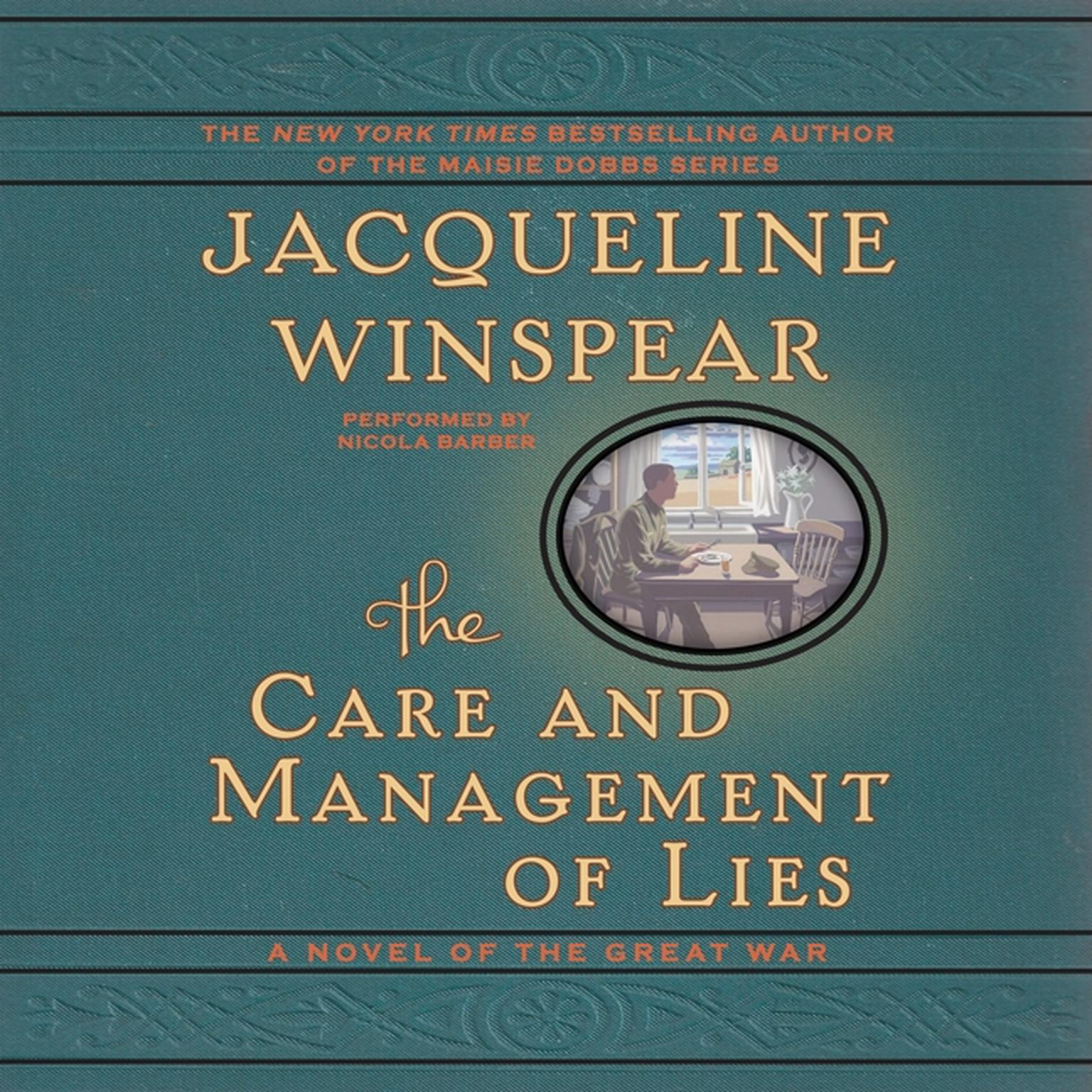 Printable The Care and Management of Lies: A Novel of the Great War Audiobook Cover Art