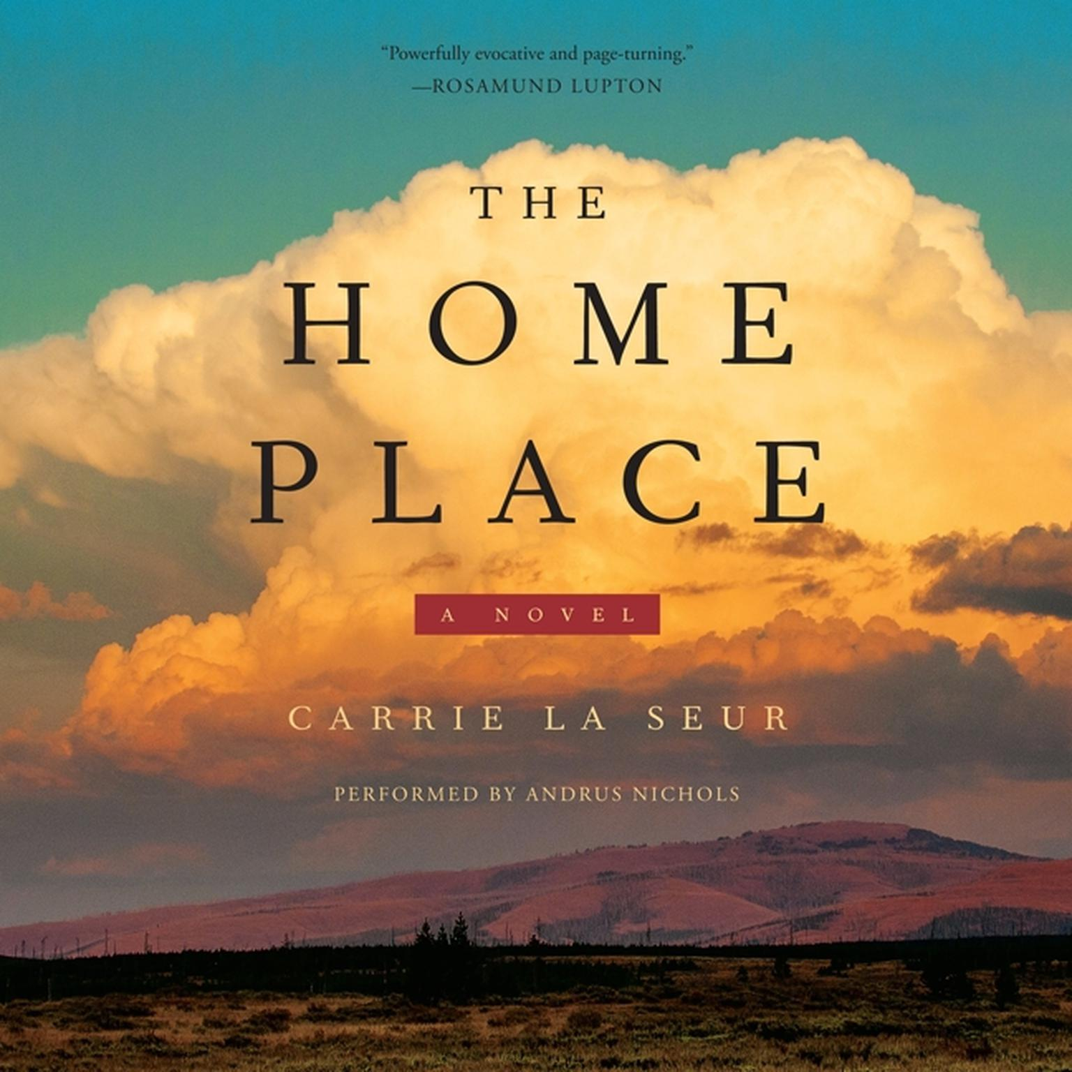 Printable The Home Place: A Novel Audiobook Cover Art